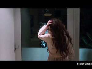 James Deen and Lindsay Lohan get torrid on cam