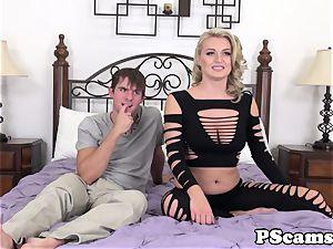 chesty livechat cutie Natalia Starr cockrides