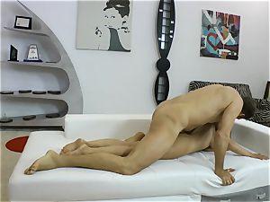 Alice Romain getting nailed by Rocco Siffredi