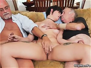 elder schoolteacher nubile doll More 200 years of meatpipe for this sexy dark haired!