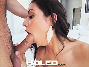 HOLED large bum Jynx maze deep anal bang on 4th of July