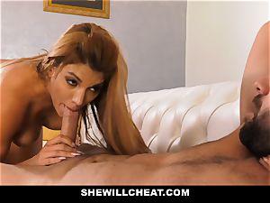 SheWillCheat - steamy hotwife wifey revenge smashing