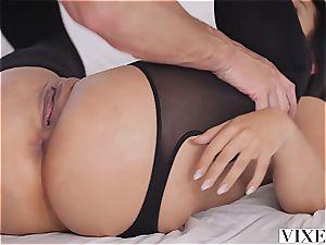 Eva Lovia humping an fetching stud