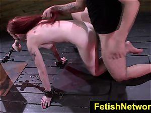 FetishNetwork Sheena Rose restrain bondage bitch