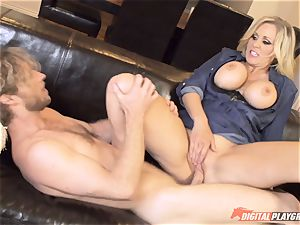 Julia Ann cootchie filled on mothers day