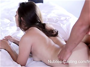 Nubiles casting - hard-core pornography casting for new-comer