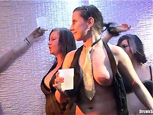 Bibi Fox, Tarra milky and Carla Cox crazy and nasty