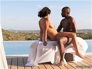 black sex Breakthrough Outdoor
