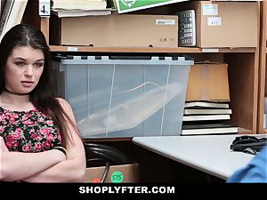 Shoplyfter - A stiff pulverize penalty For Rebelious teenage