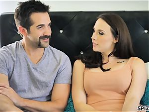 Spizoo - see Chanel Preston sucking and pounding