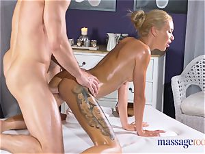 rubdown apartments steamy skinny ash-blonde gives point of view dt