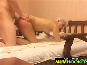 mommy breezy adore tough intercourse with her young paramour