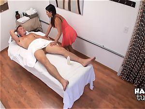 insane little chinese honey Katsuni railing her patients meatpipe