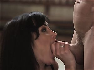 A lesson in ravaging with Lisa Ann
