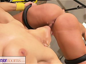 sport apartments busty blondie milf and fit mature lezzie